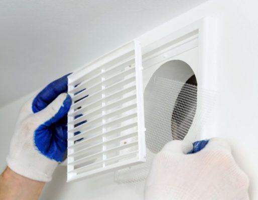 вентилятор в соляной комнате