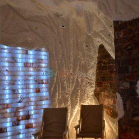 Дизайн Люкс в соляной пещере