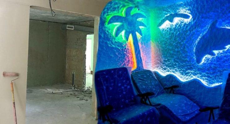 помещение для соляной комнаты подбор