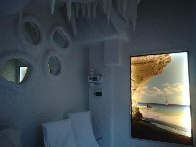Фото соляной пещеры