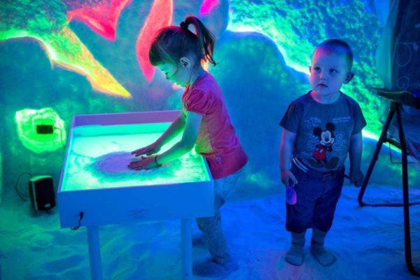 соляная комната для детей открыть