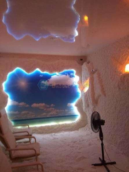 Соляная пещера под ключ построена в Московской обл-ти