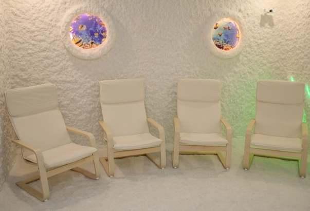 Кресла Поэнг для соляной пещеры