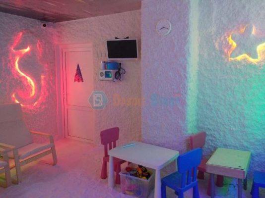 Соляная комната под ключ Красноярск