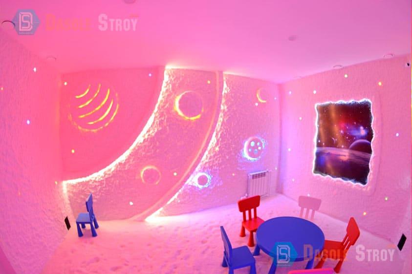 Соляная комната в детском саду