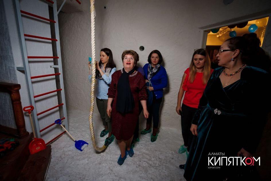 Строительство соляной пещеры в Казахстане