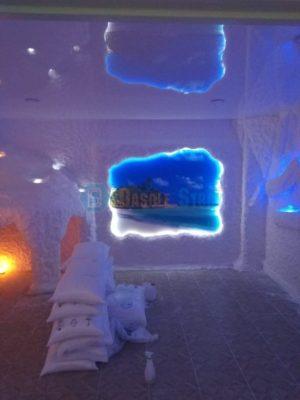 Соляная комната строительство под ключ Кострома