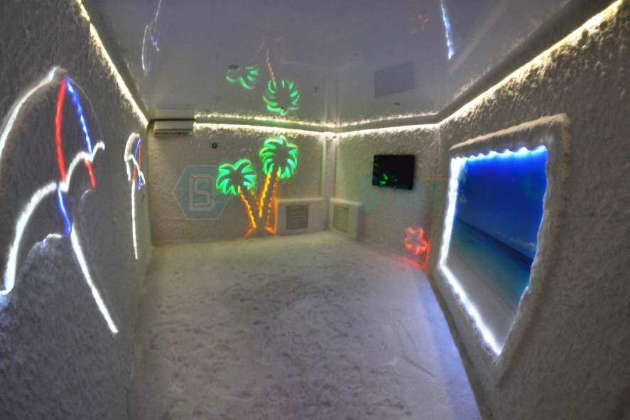 Соляная комната для бизнеса в Челябинске