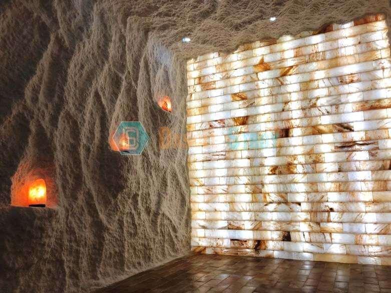 Соляная пещера строительство под ключ в Краснодаре