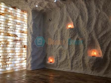 Соляная пещера под ключ в Краснодаре