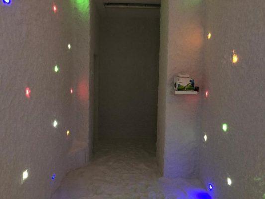 Строительство соляной комнаты в Свердловской области для детского сада