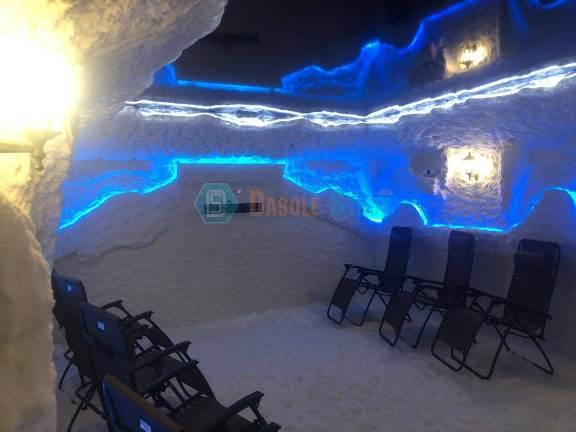 Соляная пещера под ключ в Воронеже