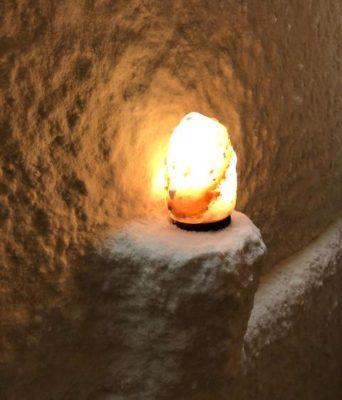 Обустройство соляной пещеры под ключ