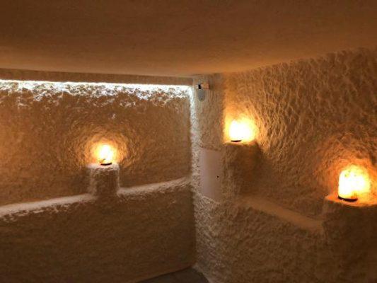 Соляная комната под ключ в городе Миассе