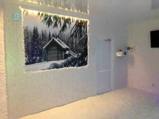 Создание соляной комнаты в Краснодаре под ключ