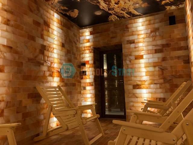 Спелео-галокамера под ключ для эко-отеля во Владимирской области