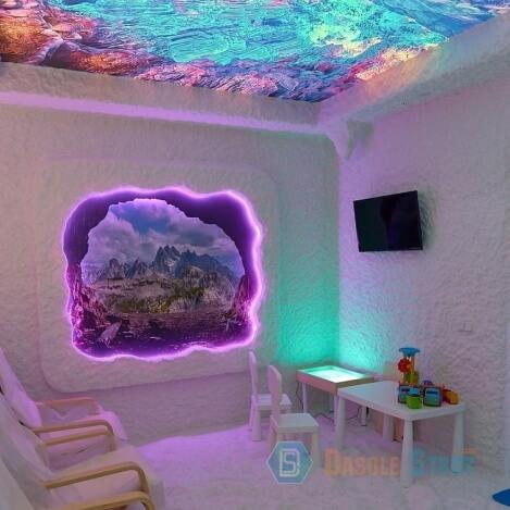 Строительство соляной пещеры для бизнеса. г. Трёхгорный