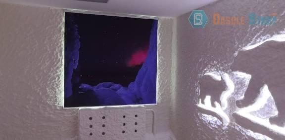 Строительство соляной комнаты в Якутии