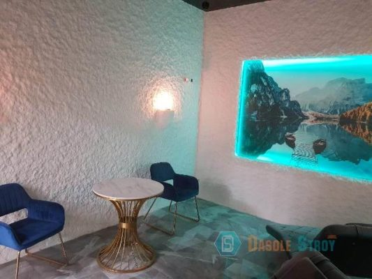 Строительство соляной комнаты под ключ. г. Екатеринбург.