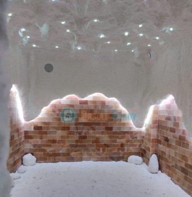 Соляная пещера для гостиничного комплекса под ключ