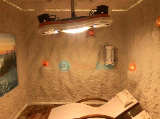 Галокамера под ключ с искусственным солнцем